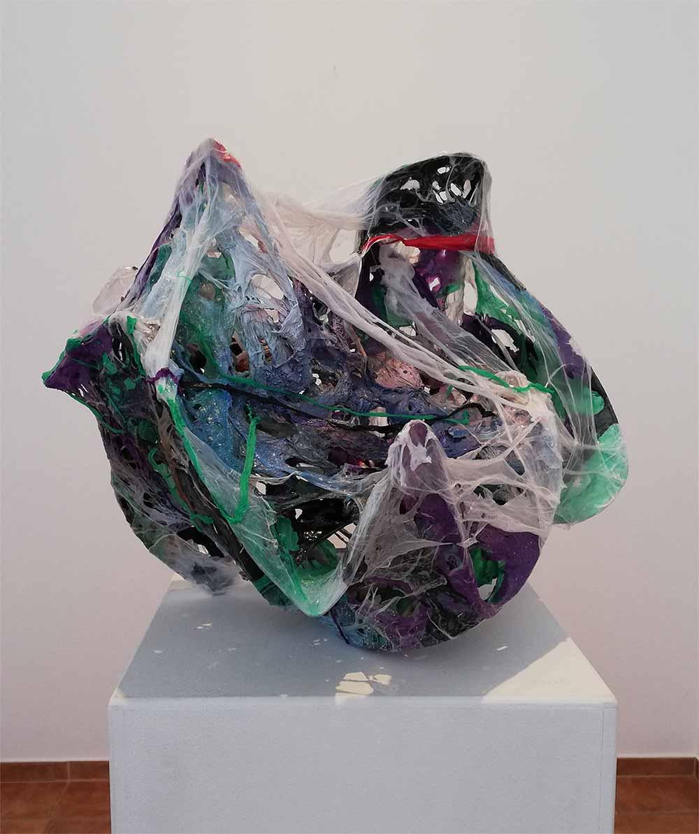 Skulpturen Moderne Kunst