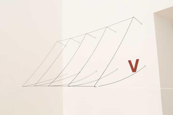 V für Vogel